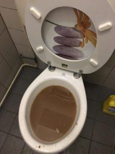 verstopte wc Spijkenisse