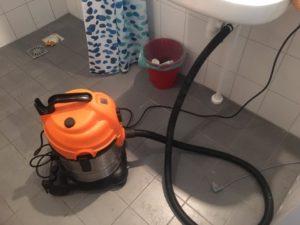 Verstopping badkamer Vlaardingen